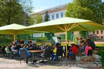 Grünes Klassenzimmer in Neukirchen wird teurer - Freie Presse