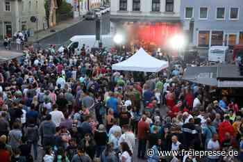 Harte Klänge in Meerane - feiner Jazz in Glauchau - Freie Presse