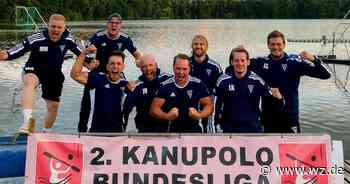 Wuppertaler Kanu Club erreicht Play-offs für die erste Liga - Westdeutsche Zeitung