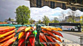 Gießen: So laufen Kanu-Touren auf der Lahn im Corona-Sommer 2021 - Gießener Allgemeine