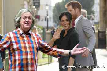James May criticises Harry and Meghan over revelations about their private lives