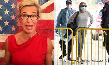 Katie Hopkins calls Australia a 'penal colony over Covid lockdowns after she was deported