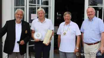 Spende für Hochwasseropfer: Golfturnier des Rotary-Club Bad Oldesloe spielt 7000 Euro ein | shz.de - shz.de
