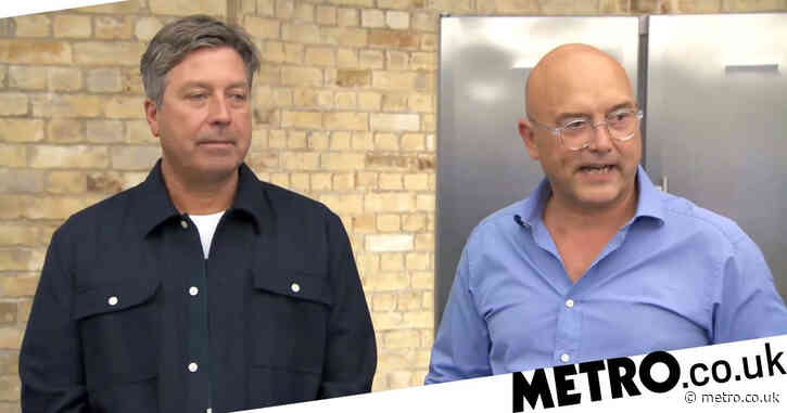 Celebrity MasterChef's John Torode addresses 'tension' with Gregg Wallace: 'We lead separate lives'