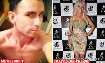 Man accused of dealing ICE with Brynne Edelsten has been jailed repeatedly for selling the drug