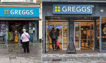 Covid UK: Greggs will open 41 new branches by end of 2021 with 500 jobs