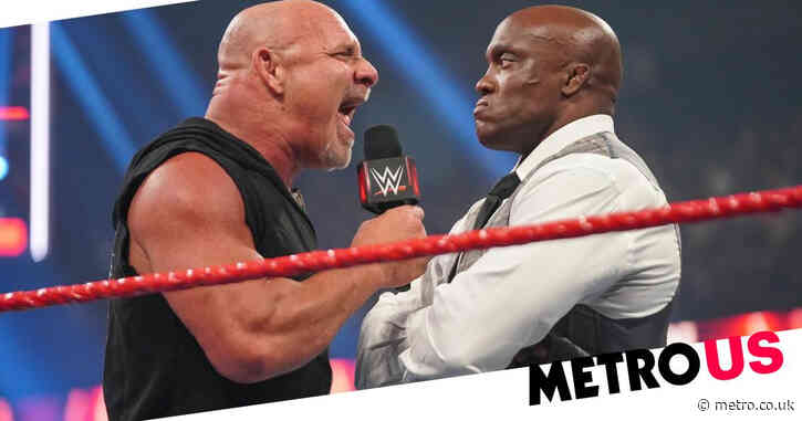 WWE Raw results, grades: Goldberg lays out MVP after Bobby Lashley threatens his son