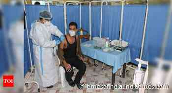 Coronavirus live updates: India's active Covid caseload declines after 6 days - Times of India
