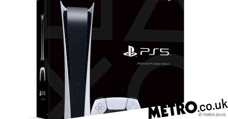 PS5 shortages could last until 2023 warns Intel as EE gets more stock