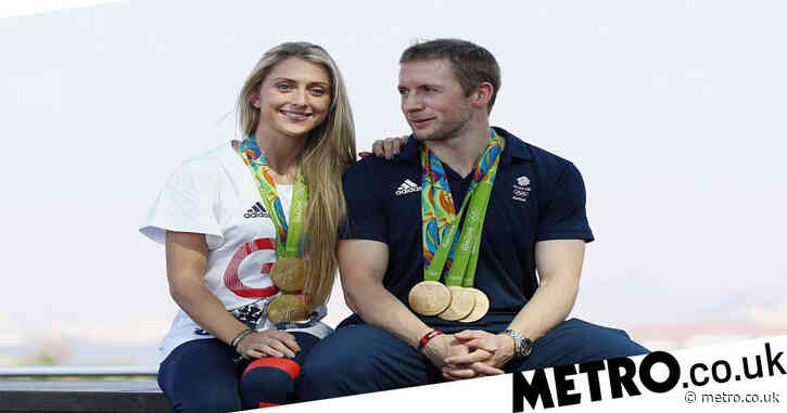 When did Jason Kenny and Laura Kenny marry and who has more Olympic gold medals?
