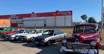 Encontro Mensal da AVASM em Santa Maria, RS - Agosto/2021 - Portal Maxicar de Veículos Antigos