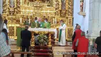 Párocos tomam posse na Unidade Pastoral Santa Maria, em Penacova   Penacova - Diário Digital