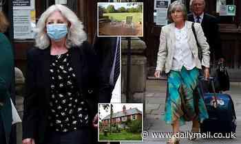 Surrey neighbours in £200,000 court battle over garden dispute with wasps and overhanging apple tree