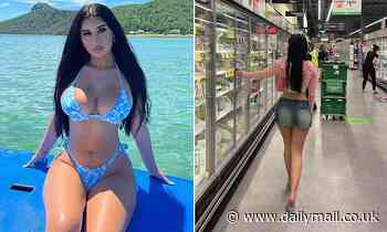 Mikaela Testa lashes out at Woolworths shoppers after they stared at her 'in disgust', Gold Coast