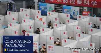 China records 61 new Covid-19 cases, tries to contain growing outbreak - South China Morning Post