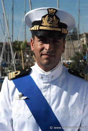 L'ex Comandante della Capitaneria di Sanremo Pierpaolo Danieli promosso Capitano di Fregata - SanremoNews.it