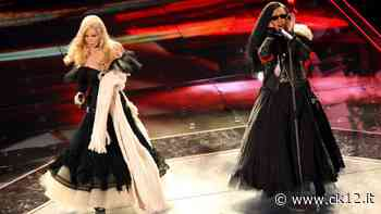 Sanremo: vestiti e performance stravaganti al Festival Festival Sanremo - Ck12 Giornale