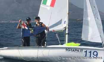 Vela, europei Junior 420: terzo posto per lo Yacht Club Sanremo nella classifica femminile. I complimenti dell'assessore Faraldi - Riviera Time