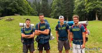 Quattro giovani in cammino da Chiusa Pesio a Sanremo - LaGuida.it