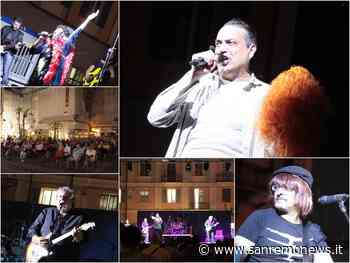 Sanremo: i 'Nostri mostri' di Lou Reenato alla conquista di piazza Borea d'Olmo (Fotogallery) - SanremoNews.it