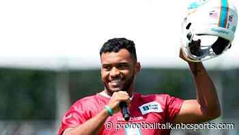 Teammates see big improvement from Tua Tagovailoa