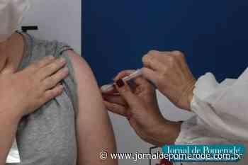 Aberto agendamento da vacinação para pessoas com 32 anos ou mais - Jornal de Pomerode