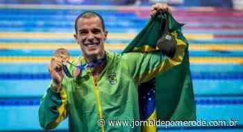 Bronze olímpico nos 50 m livre coroa regularidade de Bruno Fratus - Jornal de Pomerode