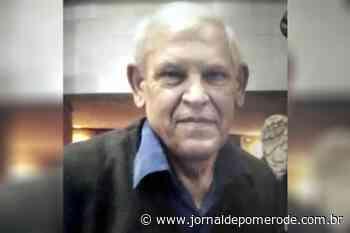 Funcionário do Setor de Obras morre, aos 67 anos - Jornal de Pomerode