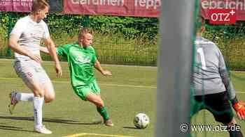 Treffsicherer Jonas Hedler beim 1. FC Greiz - Ostthüringer Zeitung
