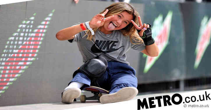 Sky Brown: How old is the skateboarding star and when is she competing in Tokyo 2020?