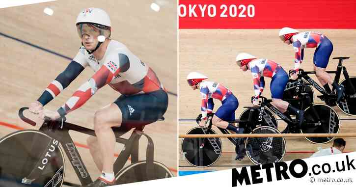 Jason Kenny equals Bradley Wiggins' Team GB record with eighth Olympic medal but misses out on gold