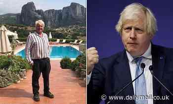 Stanley Johnson calls for Boris to 'make Greece an easy destination again' amid amber list chaos