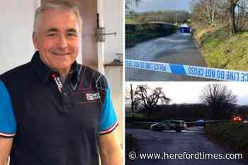 Murder trial told of 'obsessive' Herefordshire man's sinister campaign