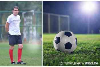 Reüniematch ter ere van twintigjarig bestaan voetbalclub