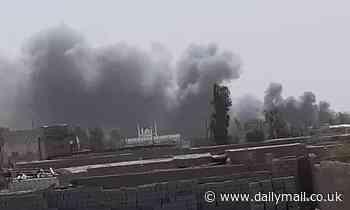Afghan general issues warning as Taliban take parts of Lashkar Gah
