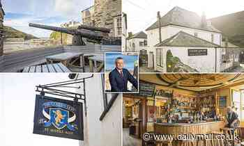 Brewery advertises 'dream job' running traditional pub that stars in Doc Martin