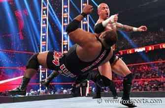 Keith Lee vs. Karrion Kross: Raw, Aug. 2, 2021