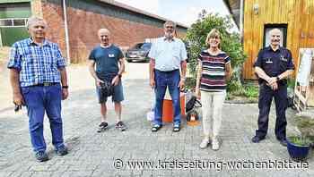 Polizei und Verkehrswacht informierten: Senioren in Harsefeld sind jetzt sicher auf dem E-Bike unterwegs - Har - Kreiszeitung Wochenblatt