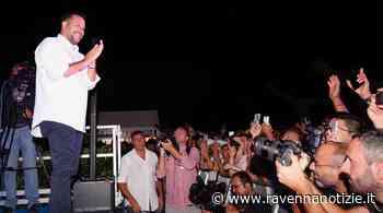 La Festa della Lega a Cervia entra nel vivo con l'arrivo del leader Matteo Salvini - ravennanotizie.it