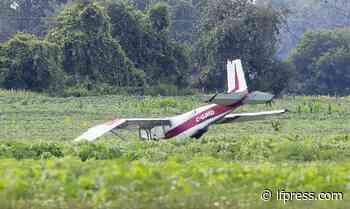 Pilot uninjured in crash near Tillsonburg airport - London Free Press (Blogs)