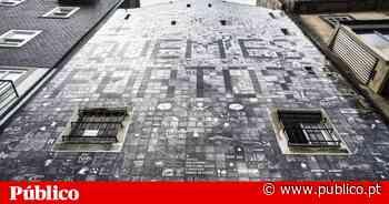 """Mural """"Quem és Porto?"""" pode desaparecer? Câmara admite que sim, artista não desistiu - PÚBLICO"""