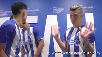 As imagens dos bastidores da apresentação do FC Porto - Notícias ao Minuto
