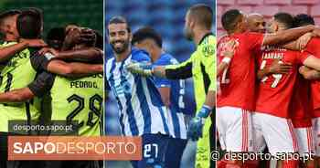 FC Porto é o campeão da pré-época. Sporting fez os mesmos resultados dos Dragões, Benfica em terceiro - SAPO Desporto