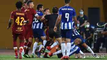 Mkhitaryan: «Pepe entrou com maldade» - A Bola