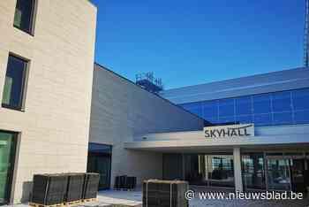 Vaccinaties zonder afspraak in Skyhall