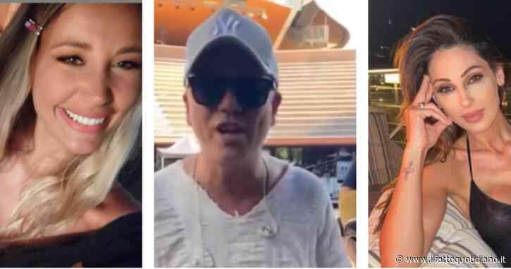 """Gigi D'Alessio diventa padre per la quinta volta: la nuova compagna Denise Esposito è incinta. E la Tantagelo """"non sta a guardare""""…"""