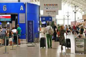Aeroporto Cagliari: boom di passeggeri, 450mila a luglio - Sardegna - Agenzia ANSA
