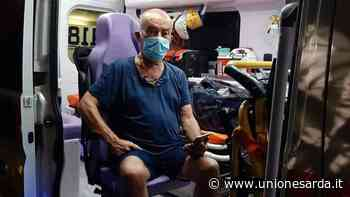 Cagliari, positivo al Covid parcheggiato per 24 ore in ambulanza - L'Unione Sarda.it - L'Unione Sarda.it