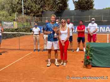 Tennis, Pietro Rondoni vince a Cagliari: campione italiano di seconda categoria - Sardiniapost.it - SardiniaPost