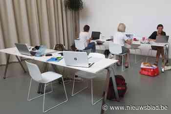 Jongeren kunnen de hele maand studeren in Ter Delft